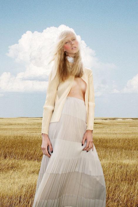 Client: Sleek Magazine. Photographer: Carlijn Jacobs
