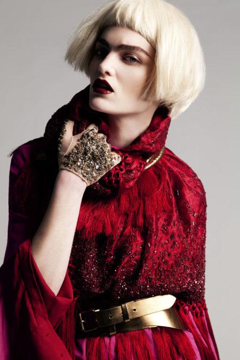 Client: Glamcult. Photographer: Marco van Rijt